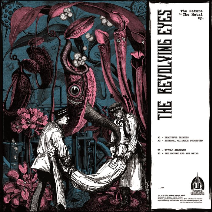 THE REVOLVING EYES - The Nature And The Metal EP