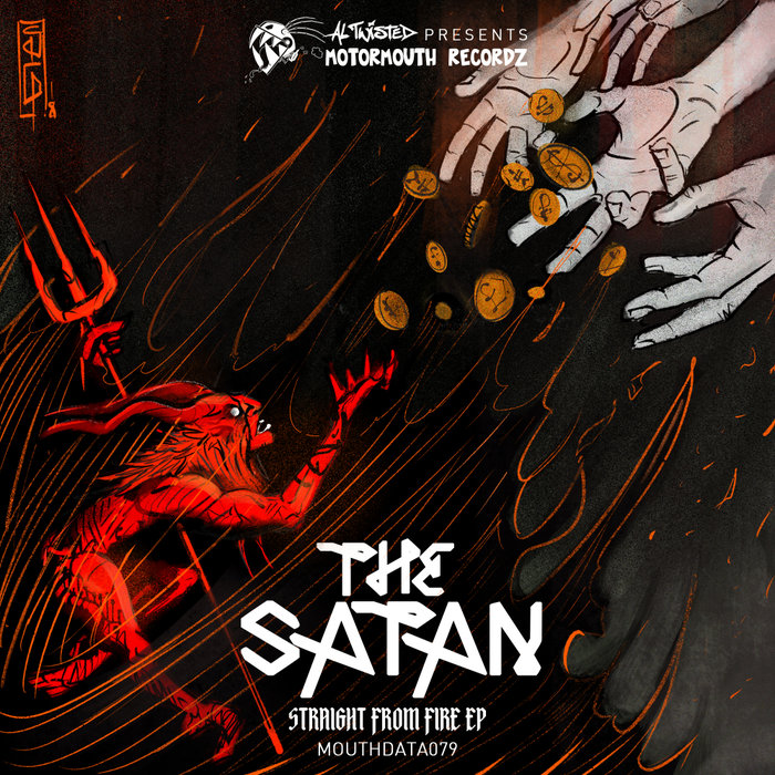 THE SATAN - Straight From Fire EP