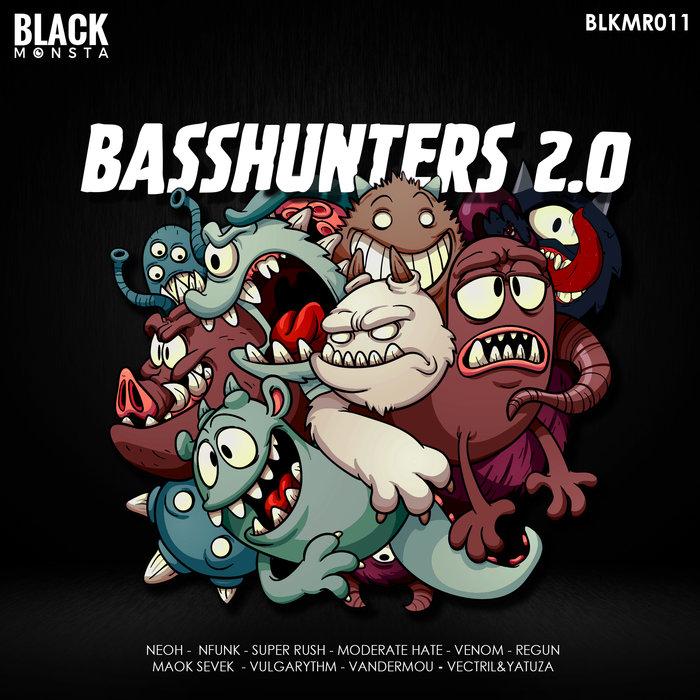 VARIOUS - BassHunters 2.0