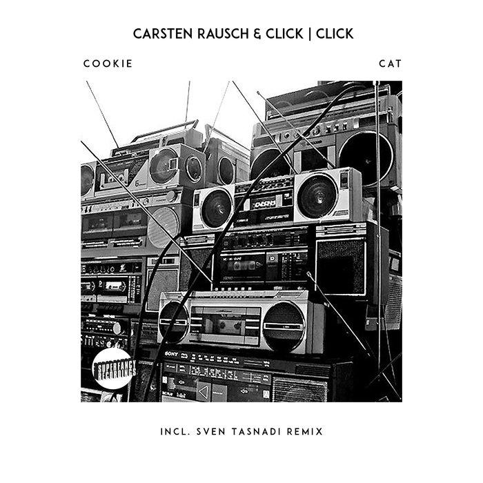 CARSTEN RAUSCH/CLICK CLICK - Cookie Cat