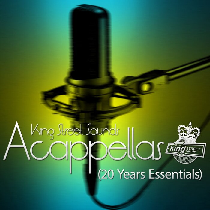 VARIOUS - King Street Sounds Acapellas (20 Years Essentials)