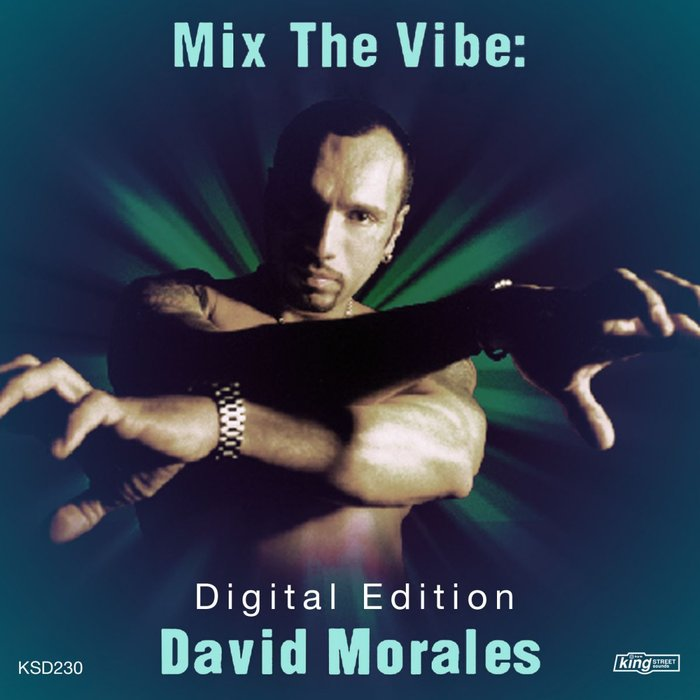 VARIOUS/DAVID MORALES - Mix The Vibe: Past-Present-Future