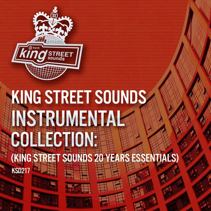 VARIOUS - King Street Sounds Presents Instrumental Collection