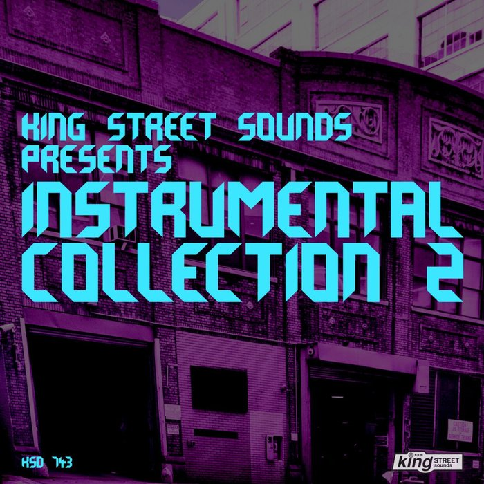 VARIOUS - King Street Sounds Presents Instrumental Collection 2