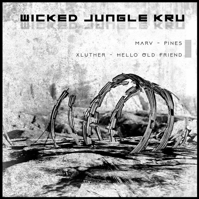 MARV/XLUTHER - Wicked Jungle Kru 010