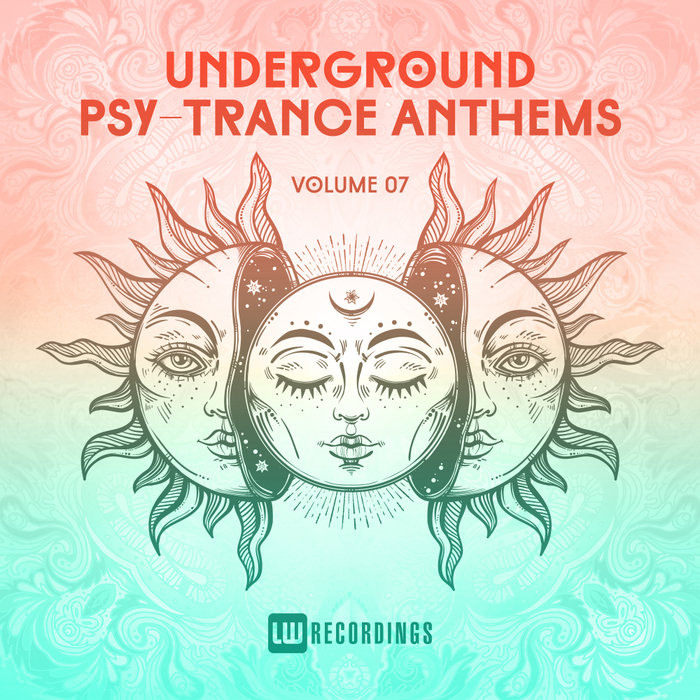 VARIOUS - Underground Psy-Trance Anthems Vol 07