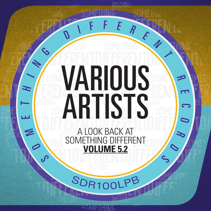 VARIOUS - A Look Back At Something Different Vol 5.2