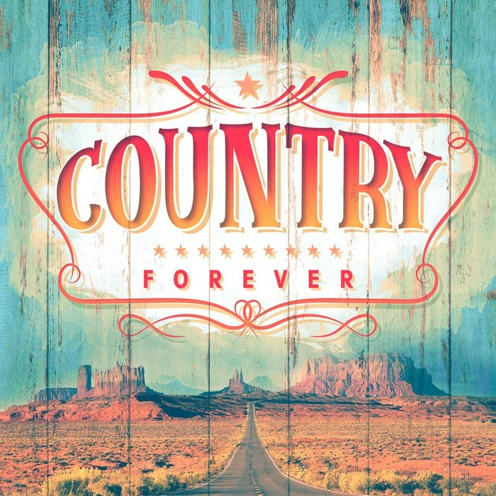 VARIOUS - Country Forever