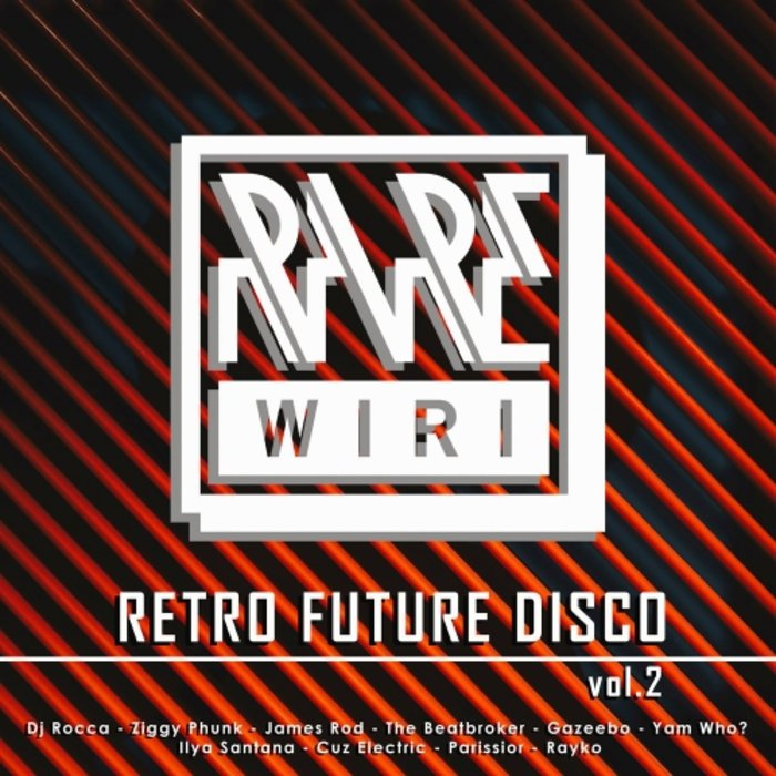 VARIOUS - Retro Future Disco Vol 2