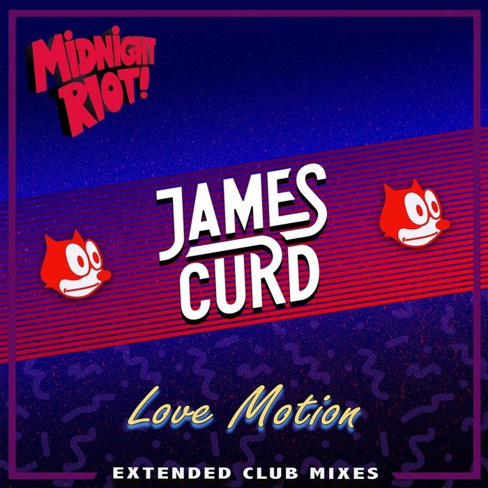 JAMES CURD - Love Motion