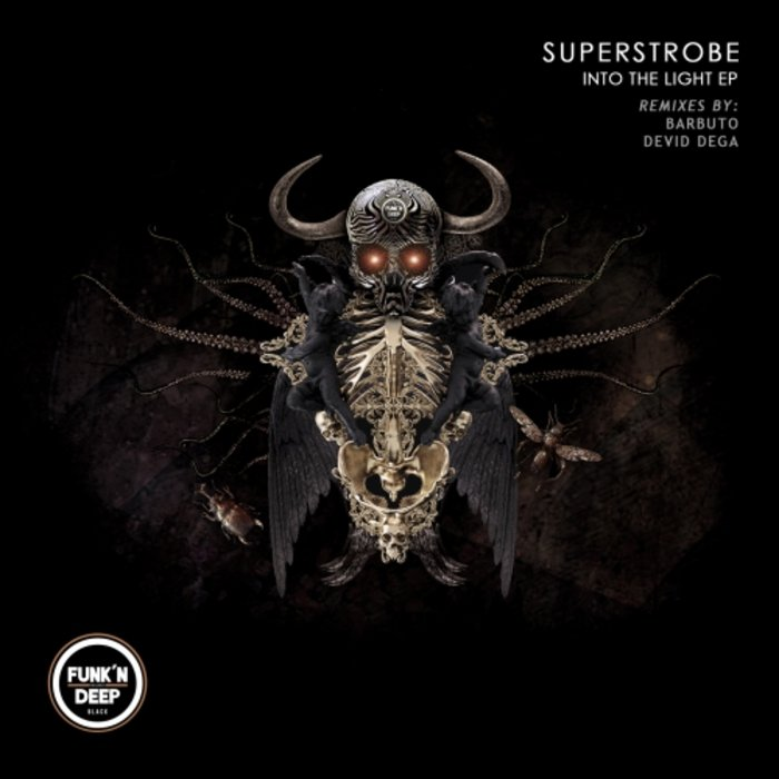 SUPERSTROBE - Into The Light