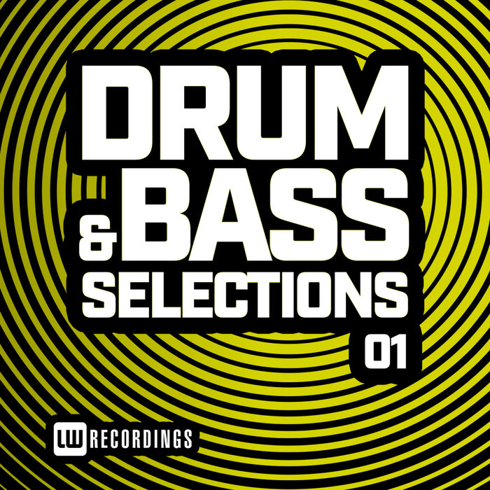 VARIOUS - Drum & Bass Selections Vol 01