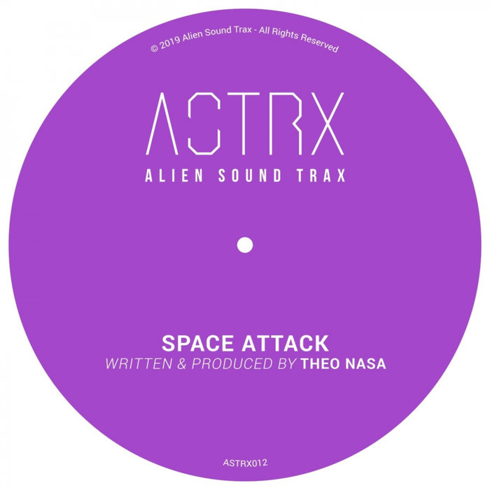 THEO NASA - Space Attack