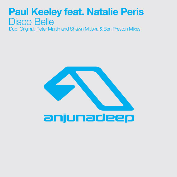 PAUL KEELEY feat NATALIE PERIS - Disco Belle