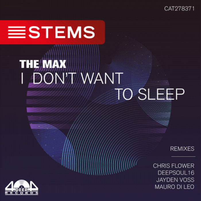 THE MAX - I Don't Want To Sleep