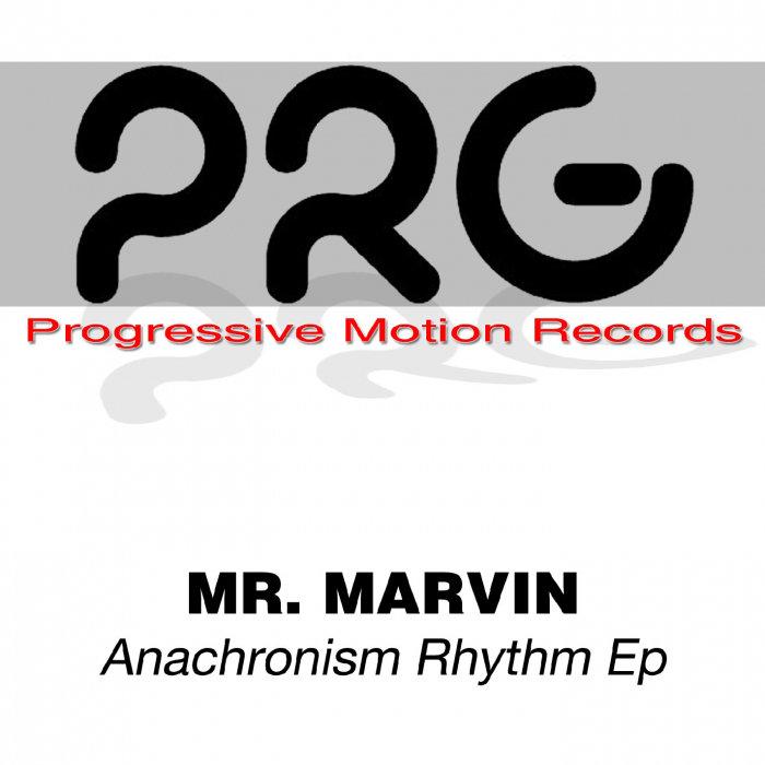 MR MARVIN - Anachronism Rhythm EP