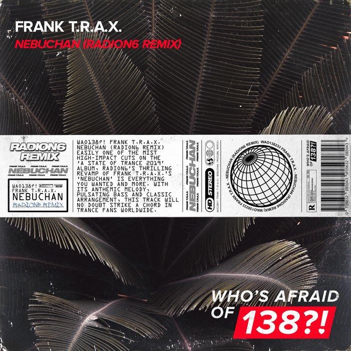 FRANK TRAX - Nebuchan