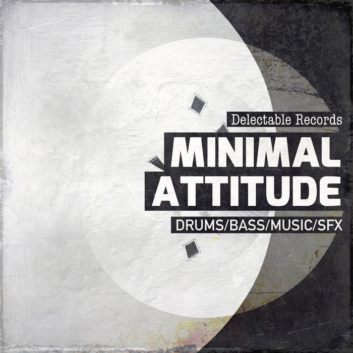DELECTABLE RECORDS - Minimal Attitude 01 (Sample Pack WAV/LIVE)