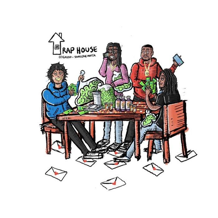 03 GREEDO feat SHORELINE MAFIA - Trap House