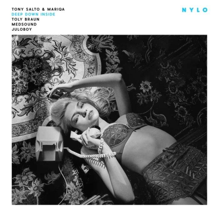 TONY SALTO/MARIQA - Deep Down Inside