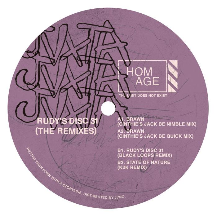 JVXTA - Rudy's Disc 31 (The Remixes)