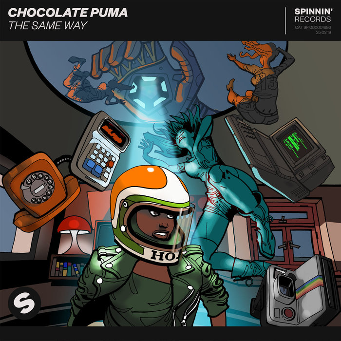 CHOCOLATE PUMA - The Same Way