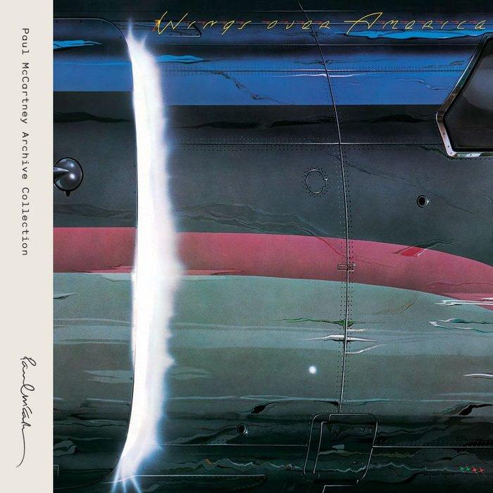 PAUL MCCARTNEY - Wings Over America