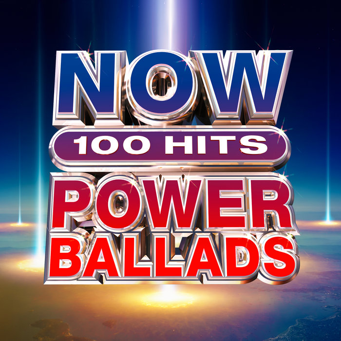 VARIOUS - NOW 100 Hits Power Ballads