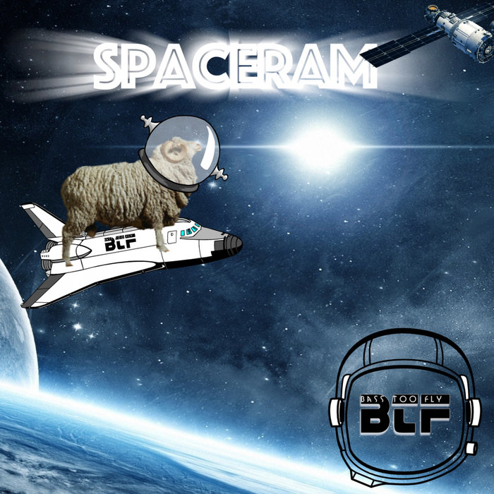 DJ TINY M - Spaceram