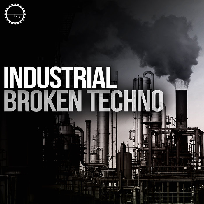 INDUSTRIAL STRENGTH RECORDS - Industrial Broken Techno (Sample Pack WAV)