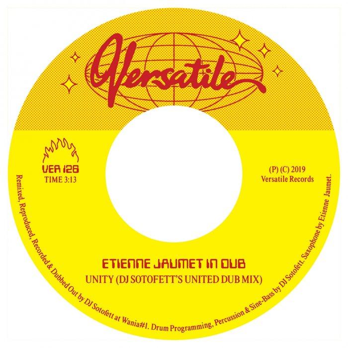 ETIENNE JAUMET - Etienne Jaumet In Dub Pt 1