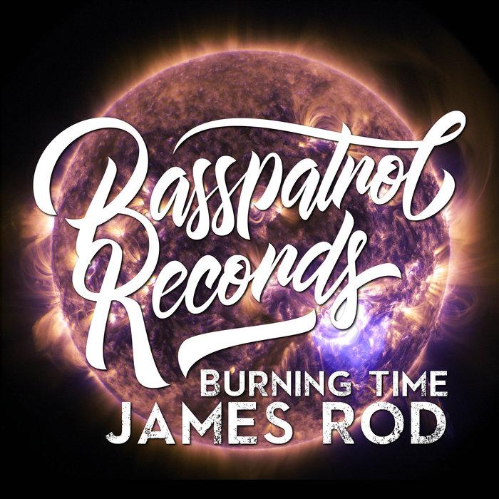 JAMES ROD - Burning Time
