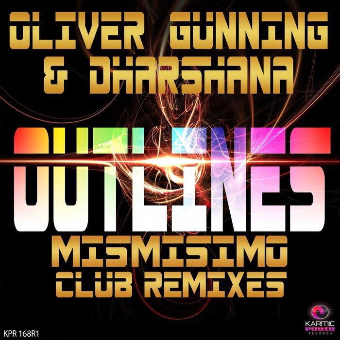 DHARSHANA/OLIVER GUNNING - Outlines