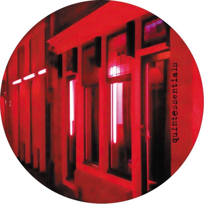 BORROWED IDENTITY - Red Light Jackers EP