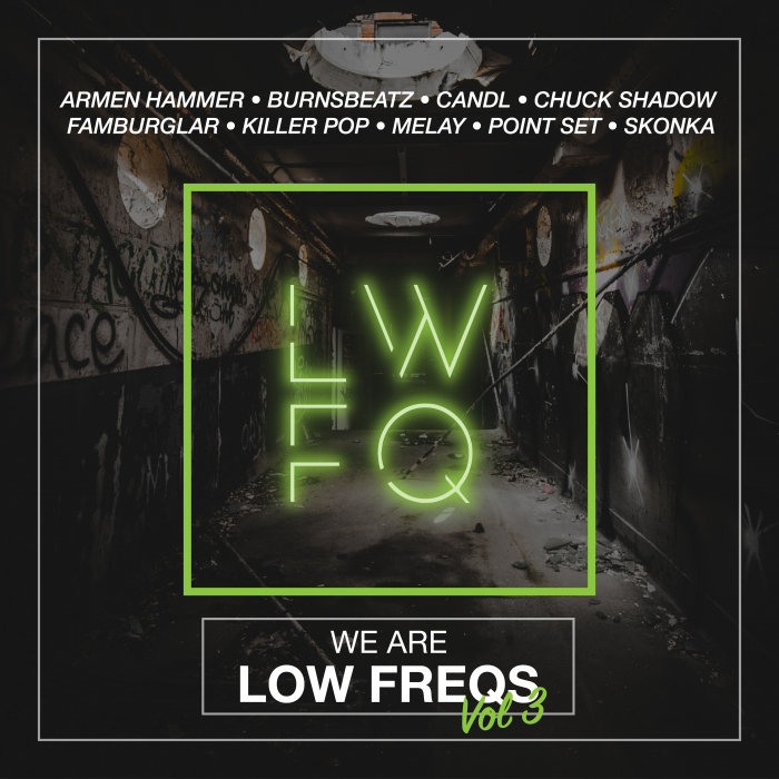 VARIOUS - We Are Low Freqs Vol 3