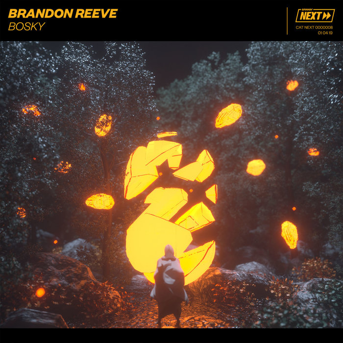 BRANDON REEVE - Bosky