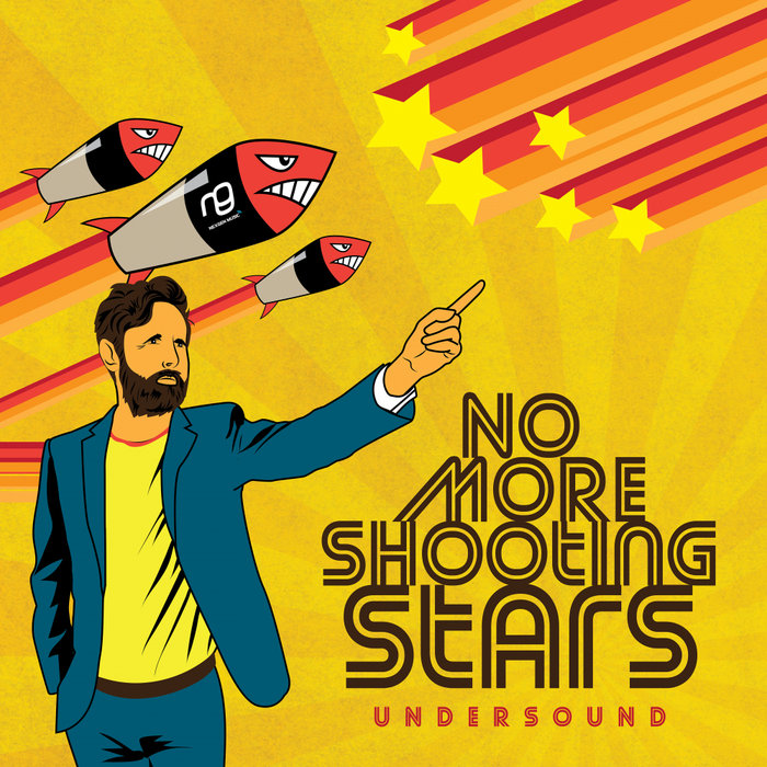 UNDERSOUND - No More Shooting Stars LP
