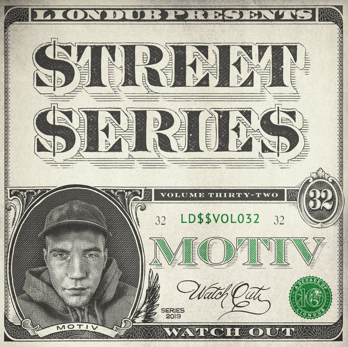 MOTIV - Liondub Street Series Vol 32 - Watch Out
