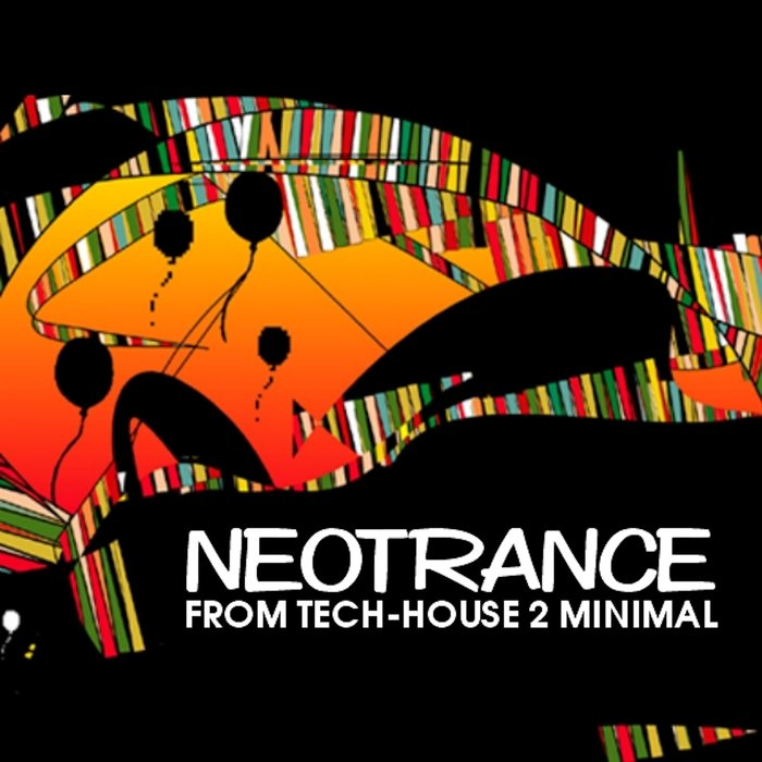 VARIOUS - Neotrance - From Tech-House 2 Minimal