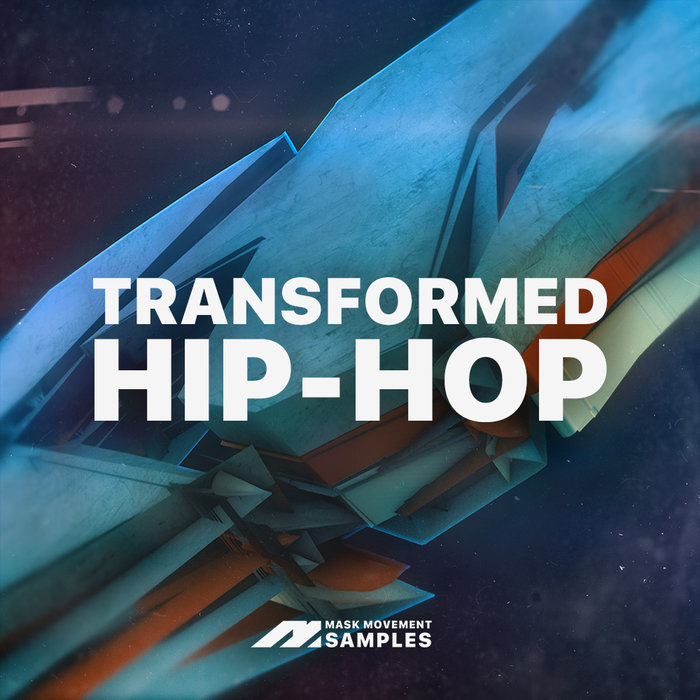 MASK MOVEMENT SAMPLES - Transformed Hip Hop By Histibe (Sample Pack WAV)