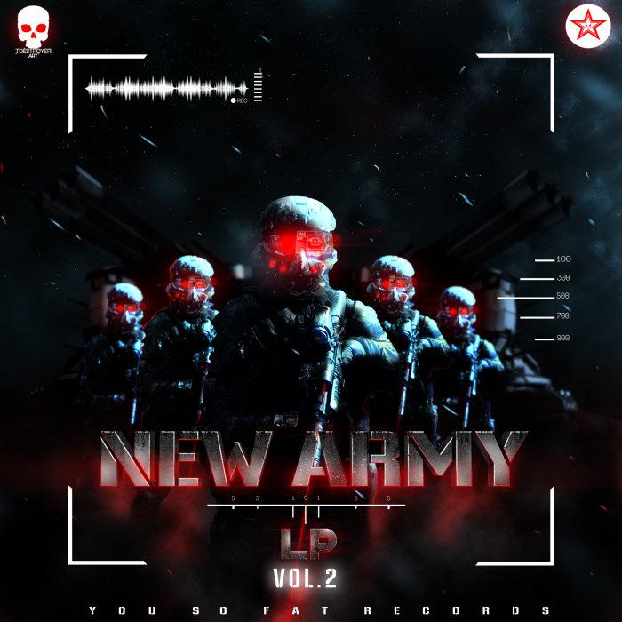 VARIOUS - New Army LP Vol 2