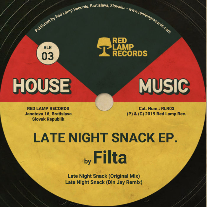 FILTA - Late Night Snack EP