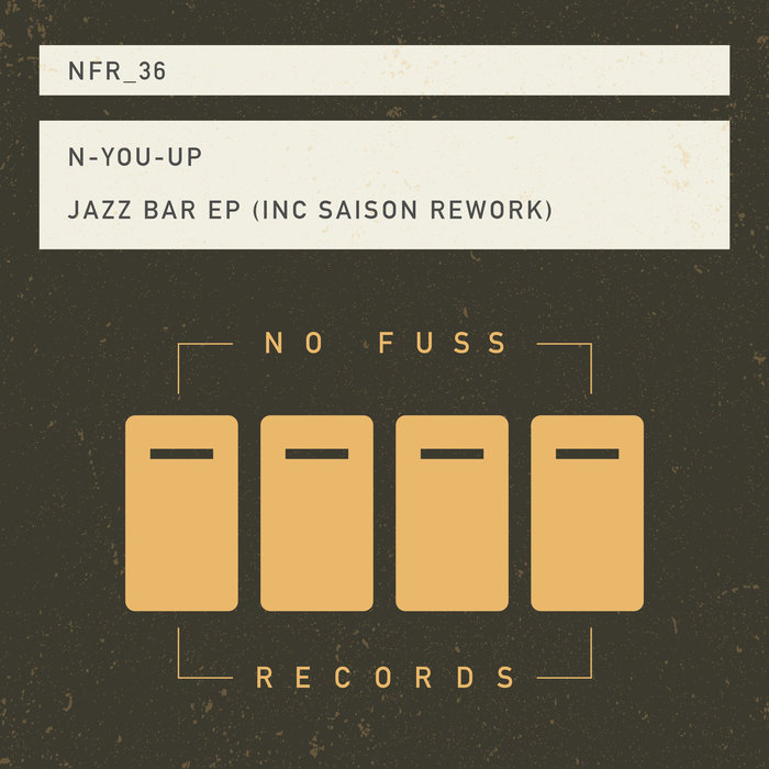 N-YOU-UP - Jazz Bar EP