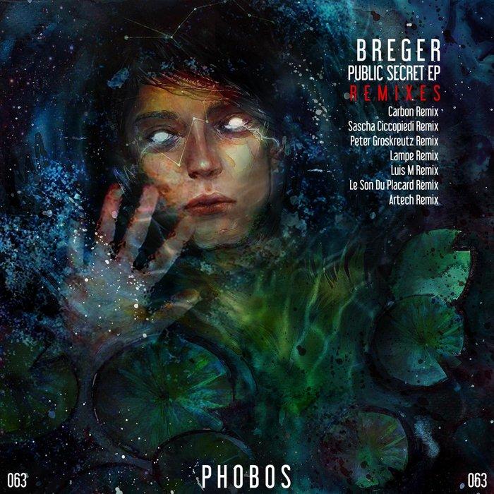 BREGER - Public Secret EP (Remixes)