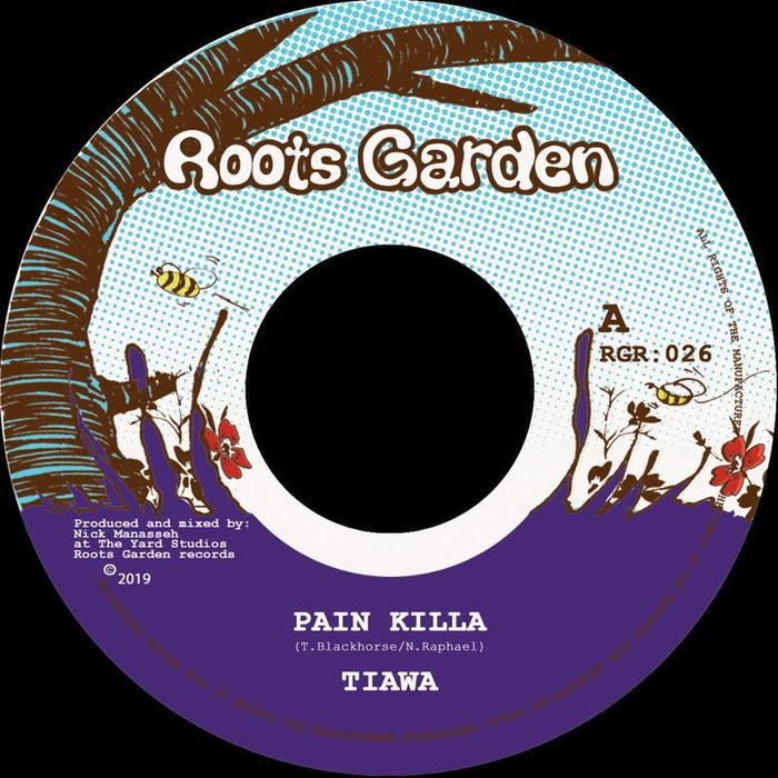 TIAWA & MANASSEH - Pain Killa