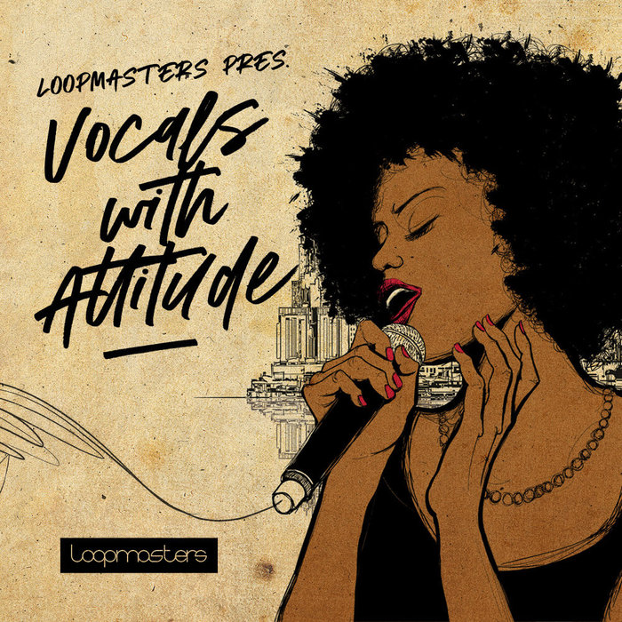 LOOPMASTERS - Vocal With Attitude (Sample Pack WAV/APPLE)