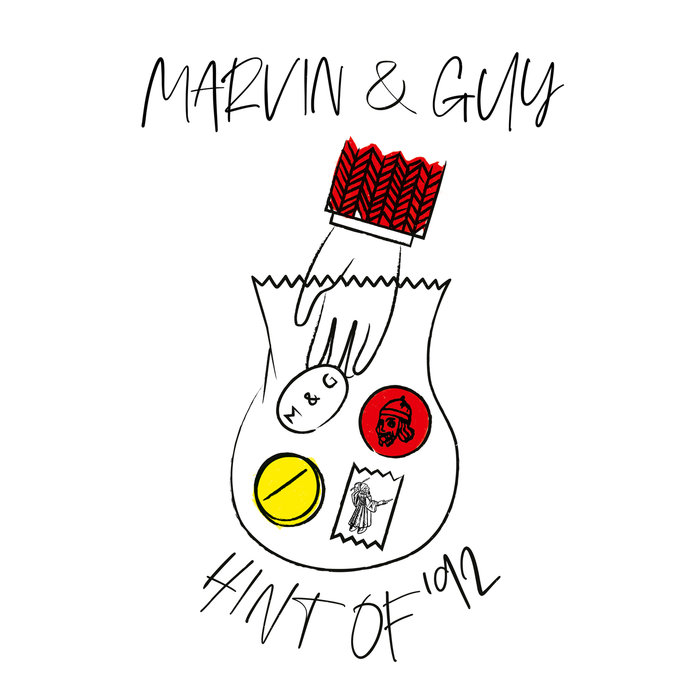 MARVIN & GUY - Hint Of '92