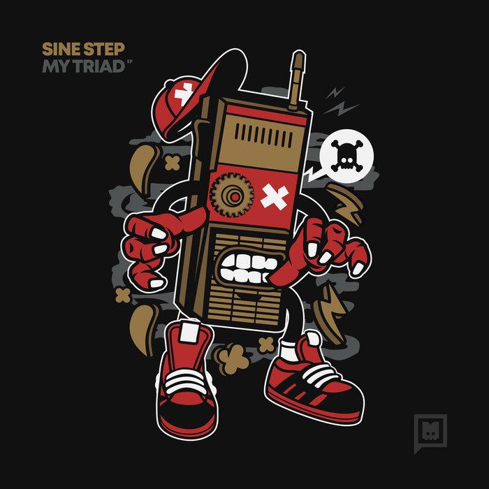 SINE STEP - My Triad