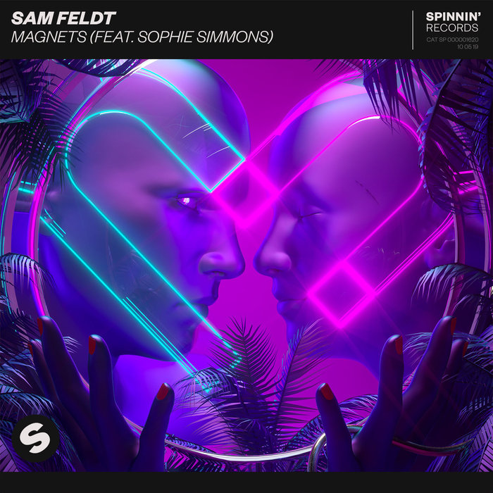 SAM FELDT feat SOPHIE SIMMONS - Magnets