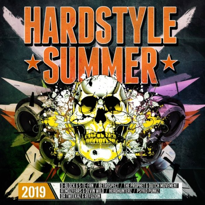 VARIOUS - Hardstyle Summer 2019